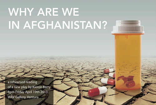 The Problem Of Sex, Or: Why Are We In Afghanistan? poster