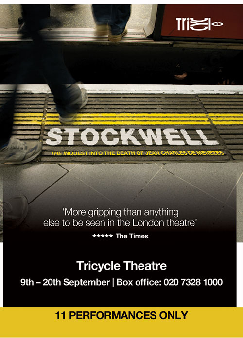 Stockwell poster