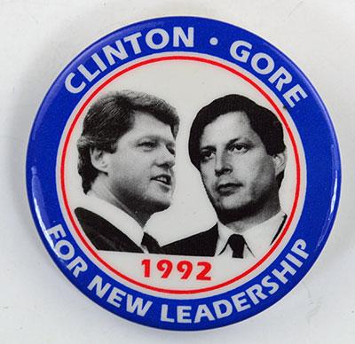 Bill Clinton vs. George H. W. Bush